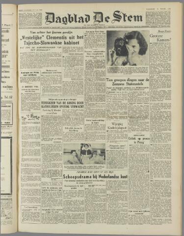 de Stem 1950-03-15