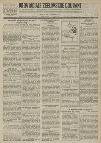 Provinciale Zeeuwse Courant 1942-03-04