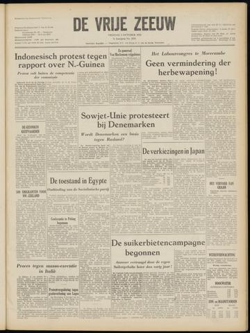 de Vrije Zeeuw 1952-10-03