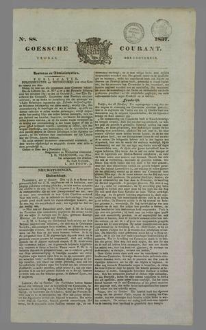 Goessche Courant 1837-11-03
