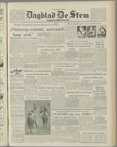 de Stem 1954-06-04