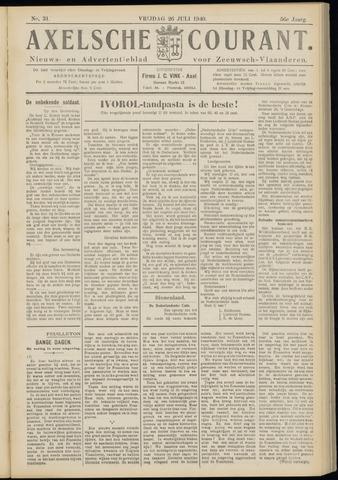 Axelsche Courant 1940-07-26
