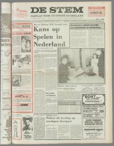 de Stem 1980-01-26