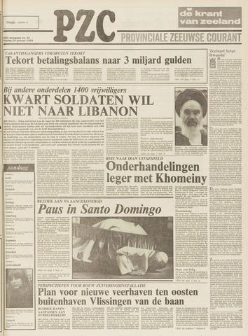 Provinciale Zeeuwse Courant 1979-01-26