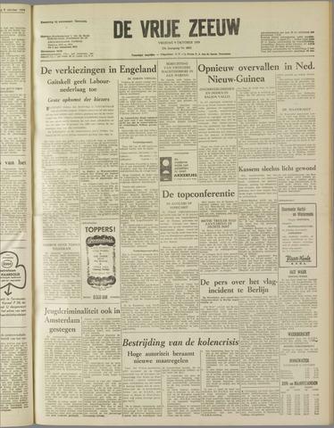 de Vrije Zeeuw 1959-10-09