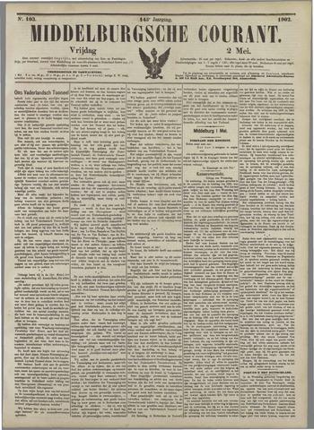 Middelburgsche Courant 1902-05-02