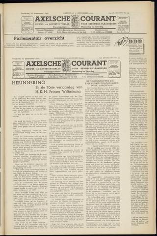 Axelsche Courant 1950-08-30