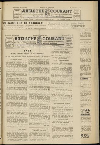 Axelsche Courant 1953-01-14