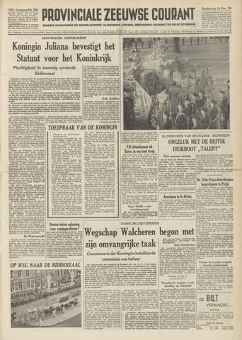 Provinciale Zeeuwse Courant 1954-12-16