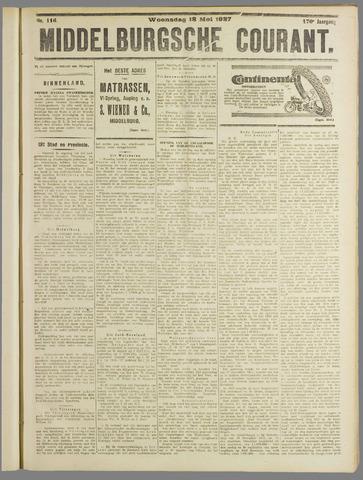 Middelburgsche Courant 1927-05-18
