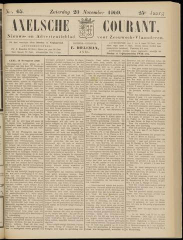 Axelsche Courant 1909-11-20