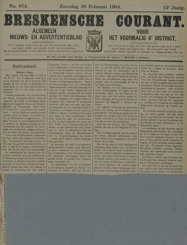 Breskensche Courant 1904-02-20