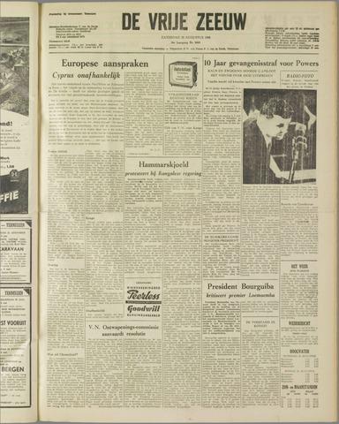 de Vrije Zeeuw 1960-08-20