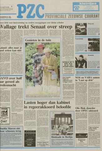 Provinciale Zeeuwse Courant 1992-05-27