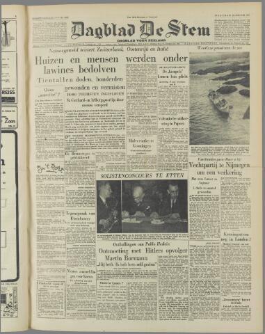 de Stem 1951-01-22