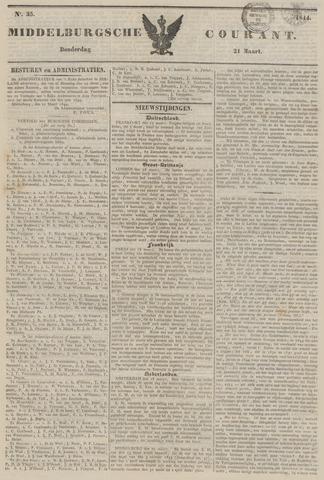 Middelburgsche Courant 1844-03-21