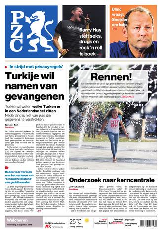 Provinciale Zeeuwse Courant 2016-08-31