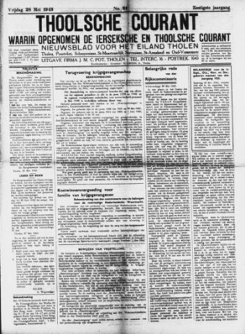 Ierseksche en Thoolsche Courant 1943-05-28