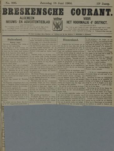 Breskensche Courant 1904-06-18
