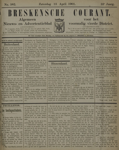 Breskensche Courant 1901-04-13