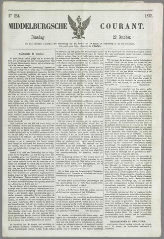 Middelburgsche Courant 1872-10-22