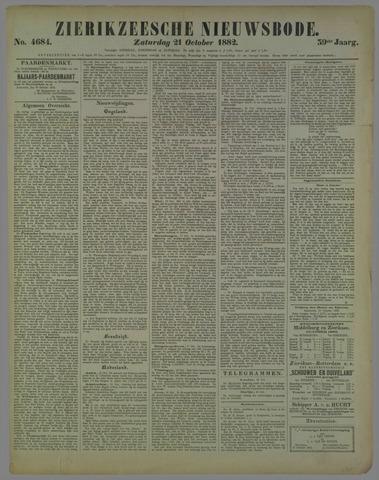 Zierikzeesche Nieuwsbode 1882-10-21
