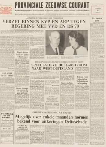 Provinciale Zeeuwse Courant 1971-05-05