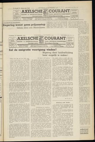 Axelsche Courant 1950-09-27