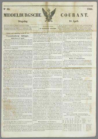 Middelburgsche Courant 1860-04-10
