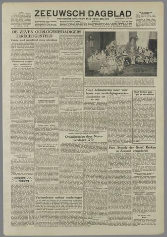 Zeeuwsch Dagblad 1951-06-07