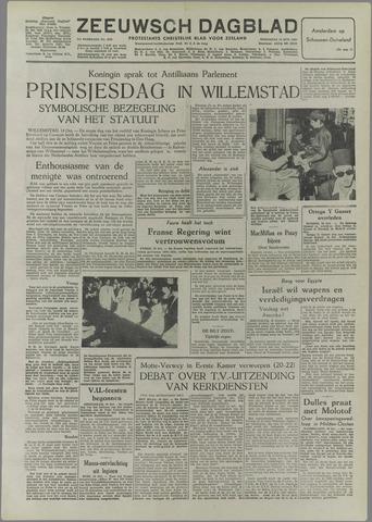 Zeeuwsch Dagblad 1955-10-19