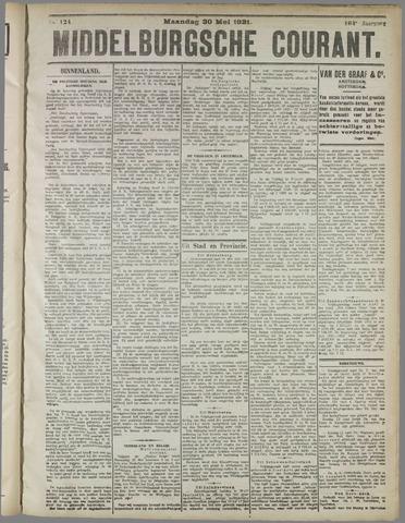 Middelburgsche Courant 1921-05-30