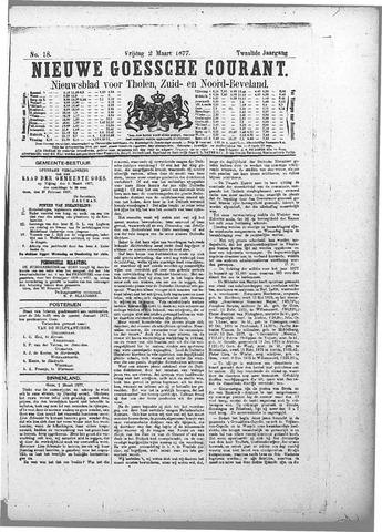 Nieuwe Goessche Courant 1877-03-02