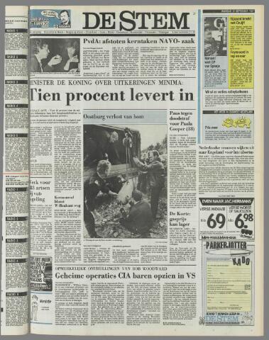 de Stem 1987-09-28