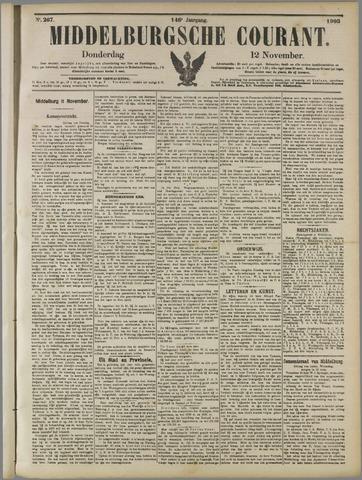 Middelburgsche Courant 1903-11-12
