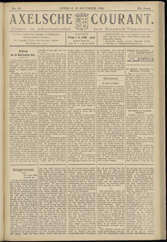 Axelsche Courant 1940-11-19
