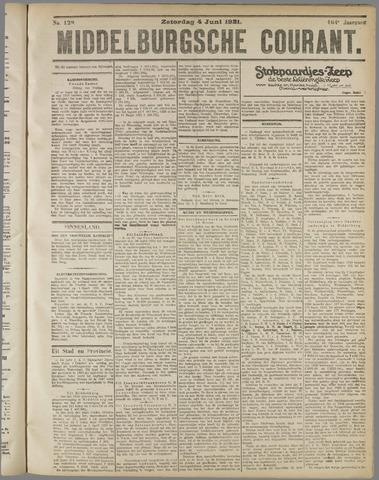 Middelburgsche Courant 1921-06-04