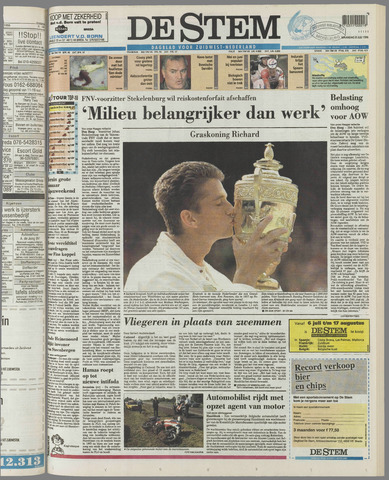 de Stem 1996-07-08