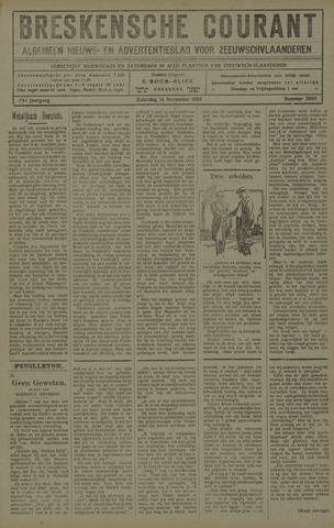 Breskensche Courant 1925-11-14
