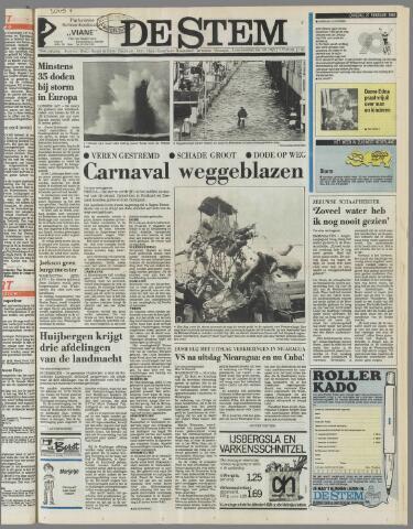 de Stem 1990-02-27