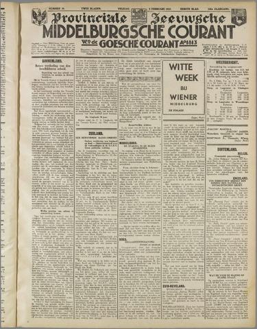 Middelburgsche Courant 1937-02-05