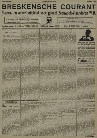Breskensche Courant 1937-04-23