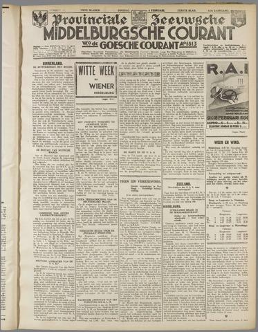 Middelburgsche Courant 1934-02-06