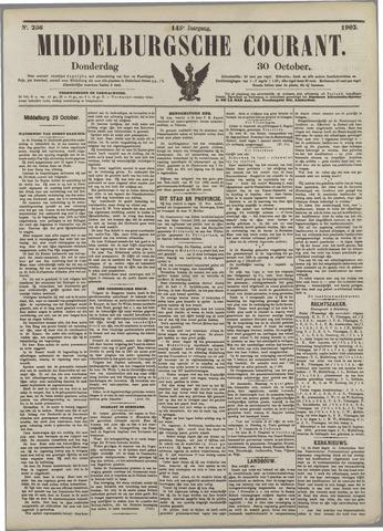 Middelburgsche Courant 1902-10-30