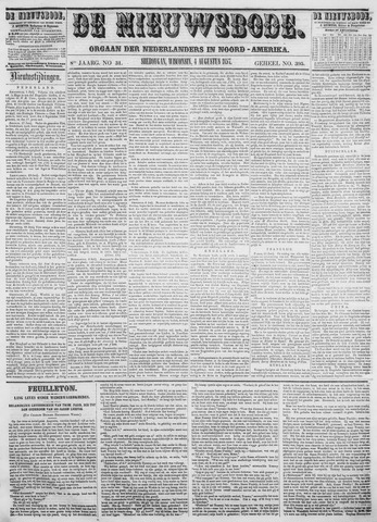 Sheboygan Nieuwsbode 1857-08-04