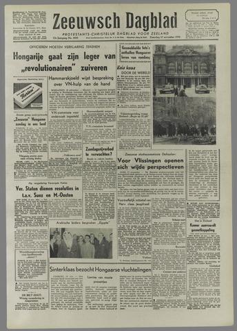 Zeeuwsch Dagblad 1956-11-17