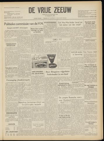 de Vrije Zeeuw 1953-08-28