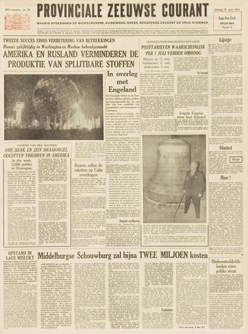 Provinciale Zeeuwse Courant 1964-04-21