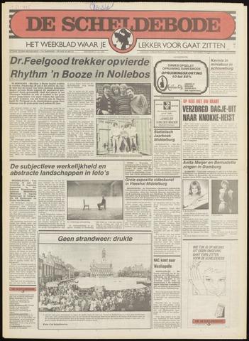 Scheldebode 1983-07-27