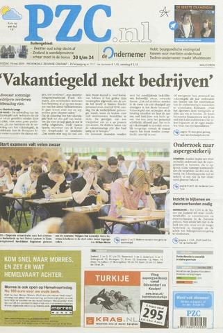 Provinciale Zeeuwse Courant 2009-05-19